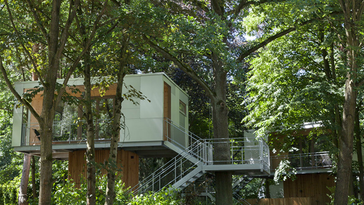 THE URBAN TREE HOUSE 23