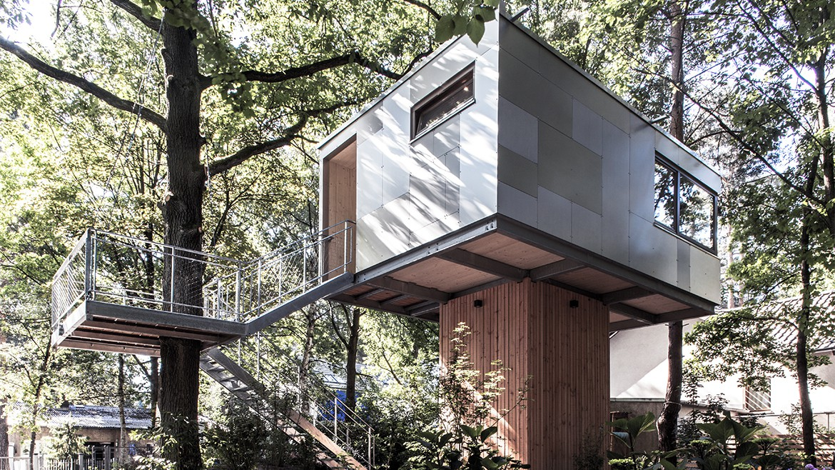THE URBAN TREE HOUSE 6