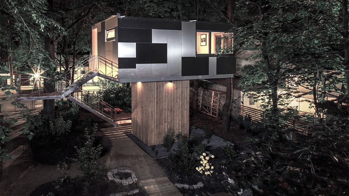 THE URBAN TREE HOUSE 11